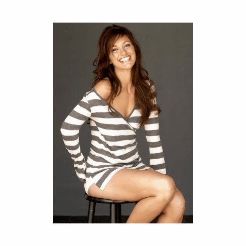 Minka Kelly Mini Poster 11x17