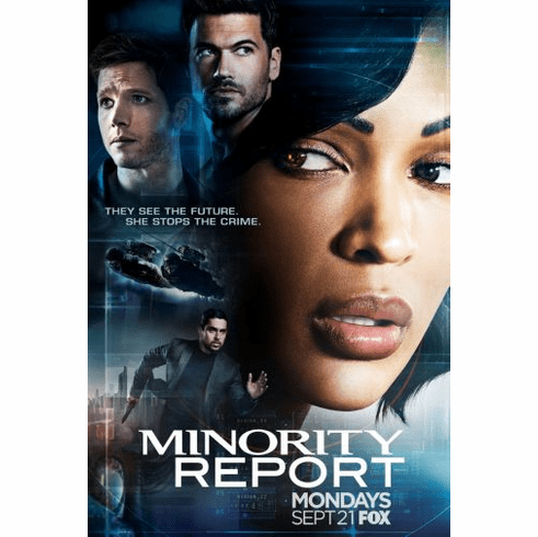 Minority Report Poster 24in x36in