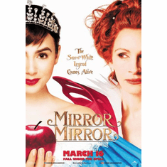 Mirror Mirror Movie Poster 24x36