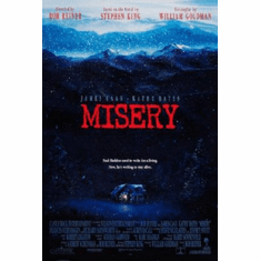 Misery Movie Poster 24inx36in