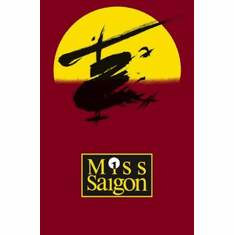 Miss Saigon 8x10 photo master print #01