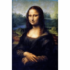 Mona Lisa 8x10 photo Master Print