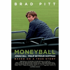 Moneyball Movie Poster 24x36 #01
