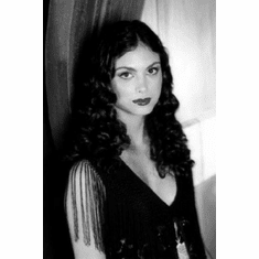 """Morena Baccarin Black and White Poster 24""""x36"""""""