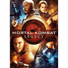 Mortal Kombat Legacy Movie Poster 24x36 #01