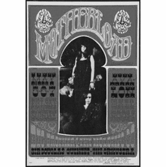 """Motherload Black and White Poster 24""""x36"""""""
