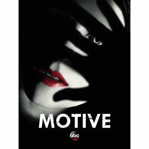 Motive Movie poster 24inx36in Poster