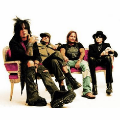 Motley Crue Poster Recent Photo 24in x36 in