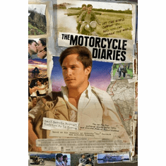 Motorcycle Diaries Movie Poster 24inx36in Poster