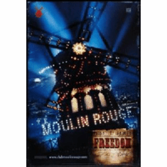 Moulin Rouge Mini #01 8x10 photo Master Print