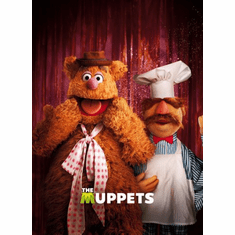 Muppets Poster #02 24x36