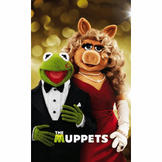 Muppets Poster 24x36
