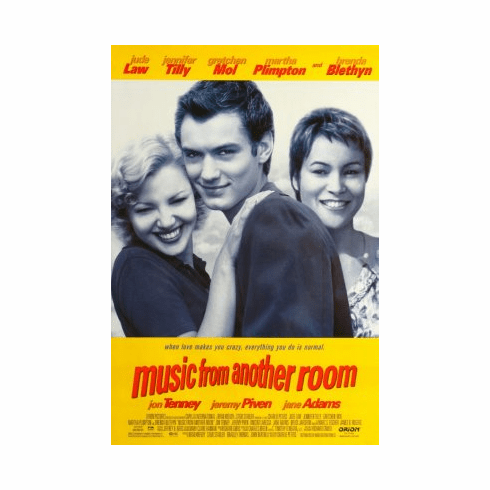 Music From Another Room Movie Poster 24x36