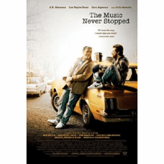 Music Never Stopped The Poster 24inx36in