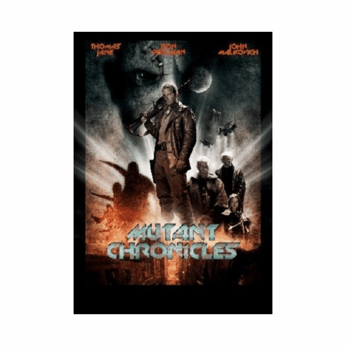 Mutant Chronicles Poster 24inx36in
