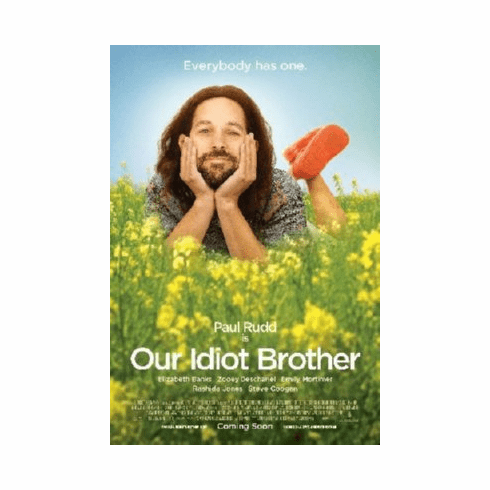 My Idiot Brother Poster 24inx36in