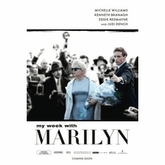 My Week With Marilyn Movie Poster 24x36 #01