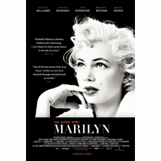 My Week With Marilyn Movie Poster 24x36