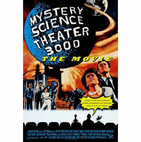 Mystery Science Theater 3000 Stk3K Poster 24inx36in