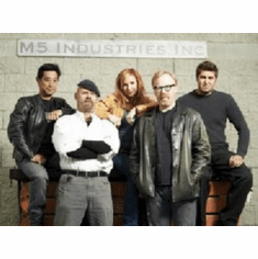 Mythbusters Mini #01 8x10 photo Master Print