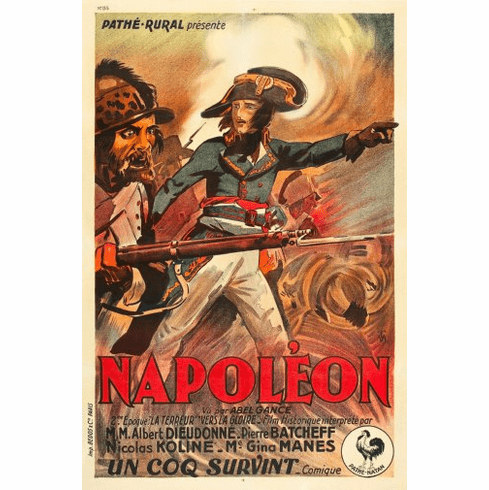 Napoleon Movie Poster 24inx36in