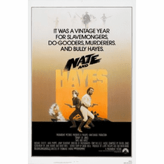 Nate And Hayes Movie Poster 24x36