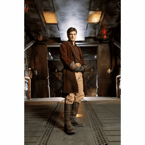 Nathan Fillion Poster 24inx36in Poster