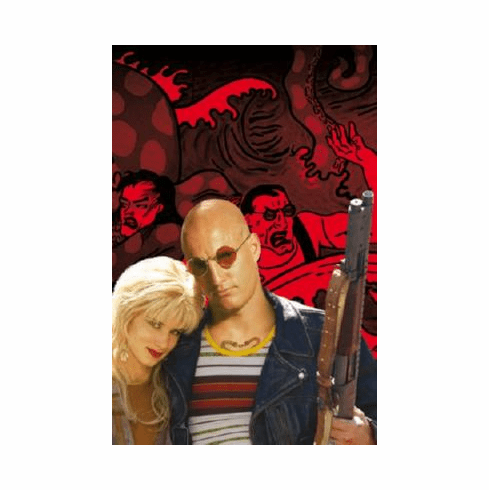 Natural Born Killers Poster 24inx36in