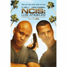 Ncis Los Angeles Poster 24inx36in