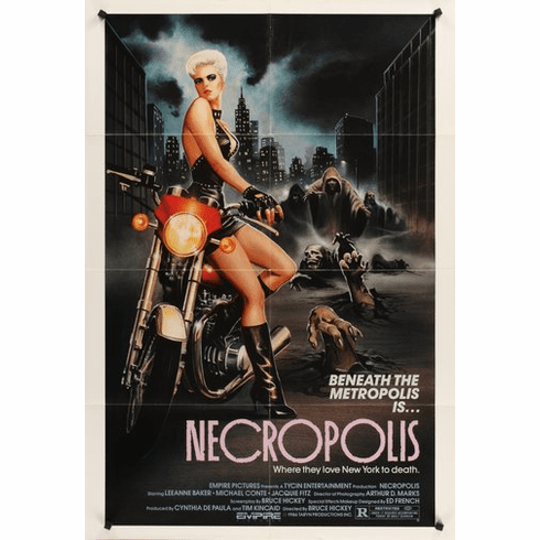 Necropolis Movie Poster 24Inx36In Poster
