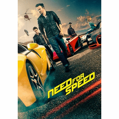 Need For Speed Movie Poster 24Inx36In Poster