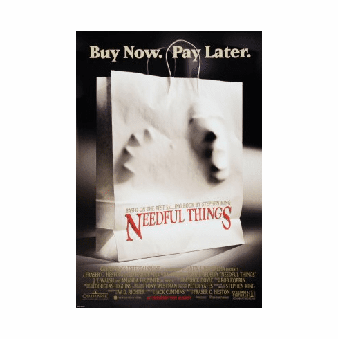 Needful Things Movie Poster 24x36