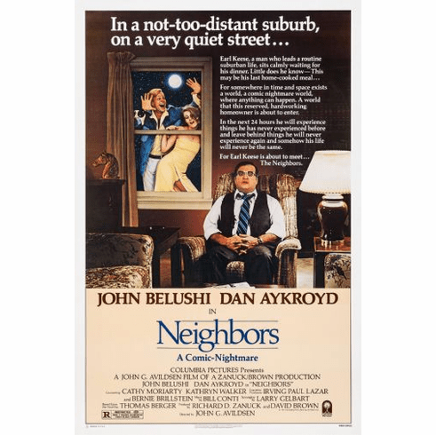 Neighbors Movie Poster 24in x36in