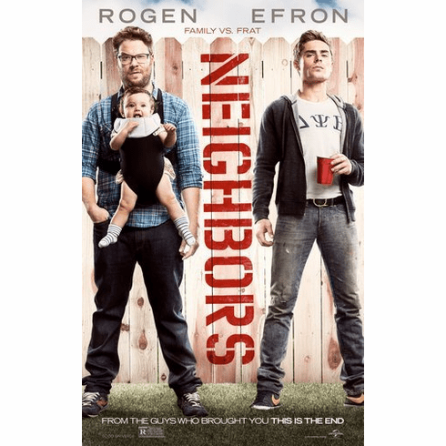Neighbors Movie Poster 24Inx36In Poster