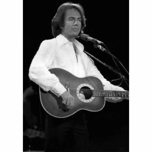 "Neil Diamond Black and White Poster 24""x36"""