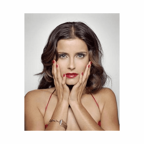 Nelly Furtado Poster Hands Face 24in x36 in