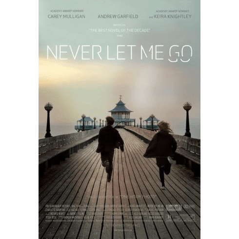 Never Let Me Go Movie Poster 24inx36in