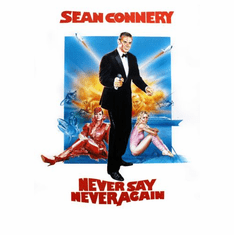 Never Say Never Again James Bond Movie Poster 24Inx36In Poster