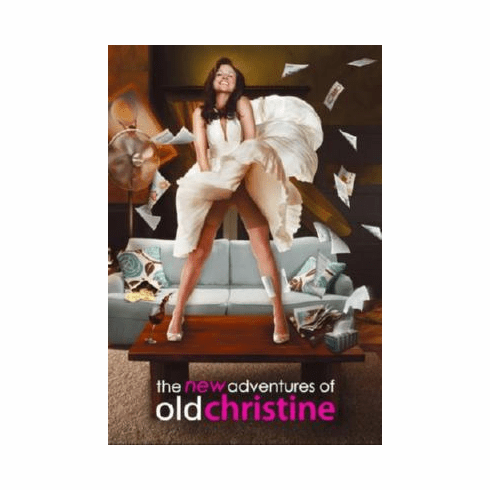 New Adventures Of Old Christine Poster 24inx36in