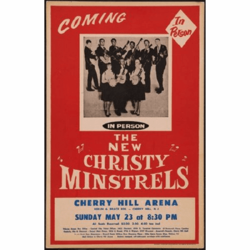 New Christy Minstrels Poster 24inx36in