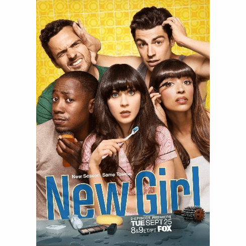 New Girl 8x10 Print Photo