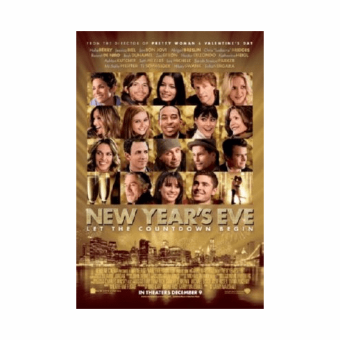 New Years Eve 8x10 photo Master Print