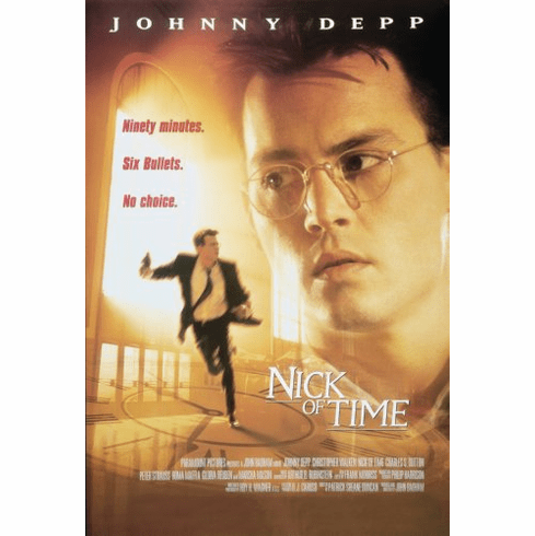 Nick Of Time Movie Poster 24x36