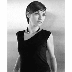 """Nicole Deboer Black and White Poster 24""""x36"""""""