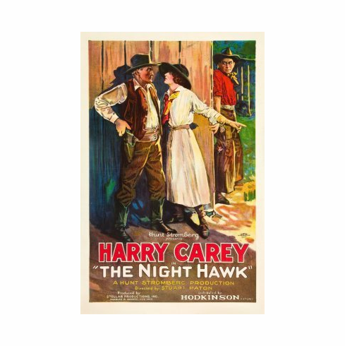 Night Hawk Movie Poster 24x36 #01