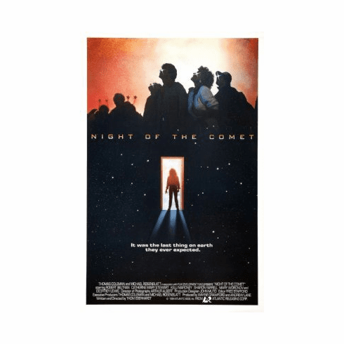 Night Of The Comet Movie Poster 24x36 #01