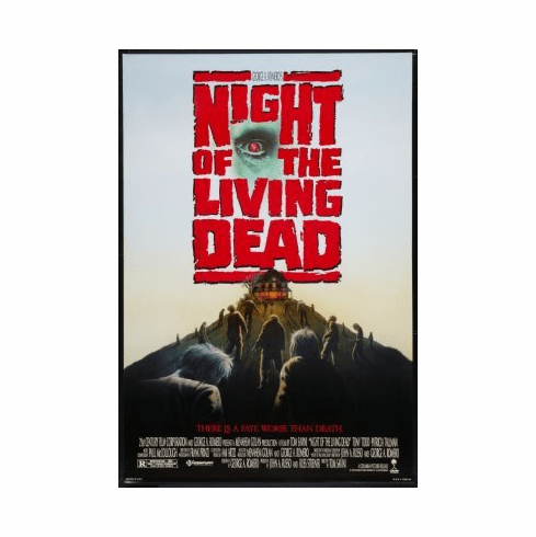 Night Of The Living Dead Mini Poster 11x17