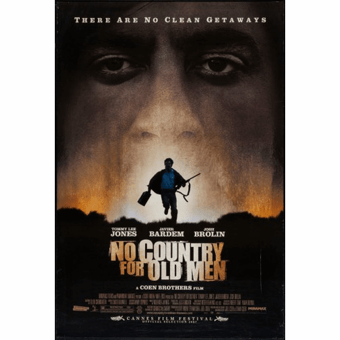 No Country For Old Men Movie Poster 24inx36in Poster