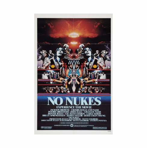 No Nukes Movie 8x10 photo master print #01