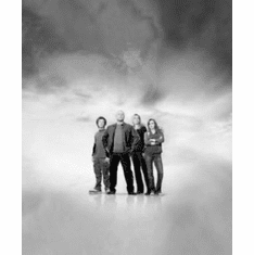 "No Ordinary Family Black and White Poster 24""x36"""